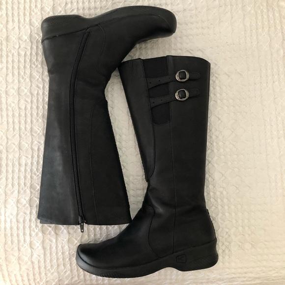 8120c490776 Keen Shoes - NWOT Keen Women s Bern Baby Bern Tall Leather Boot